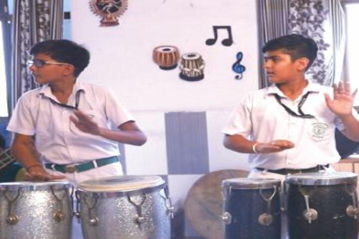 Delhi Public School Bikaner-Music
