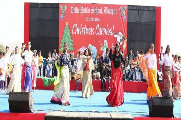 Delhi Public School-Christmas Celebrations
