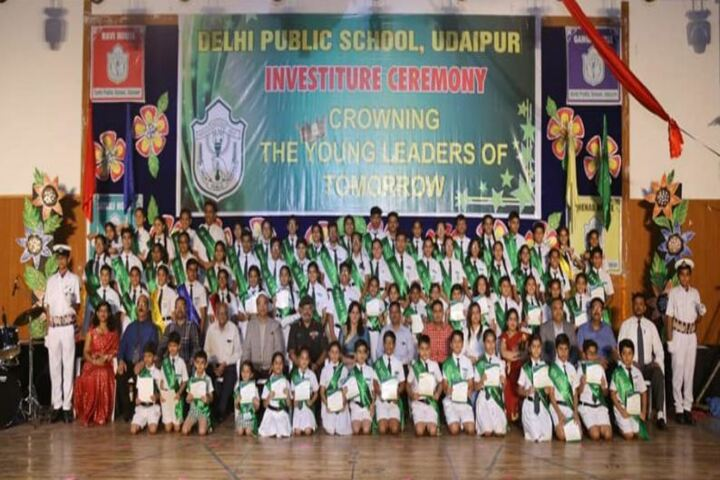 Delhi Public School-Investiture Ceremony