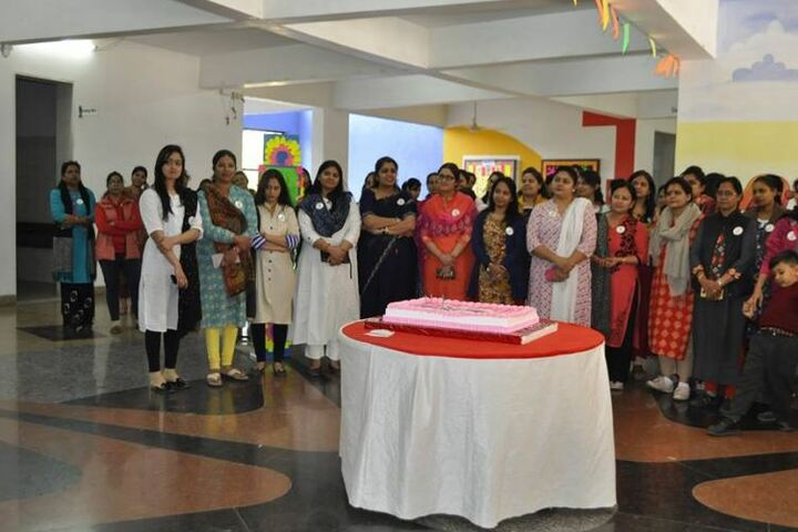 Delhi Public School-Womens Day Celebrations