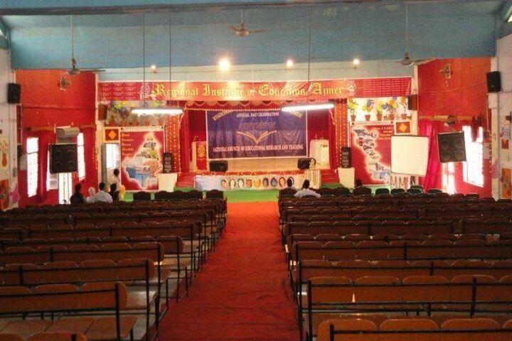 Demonstration Multipurpose School-Assembly Hall