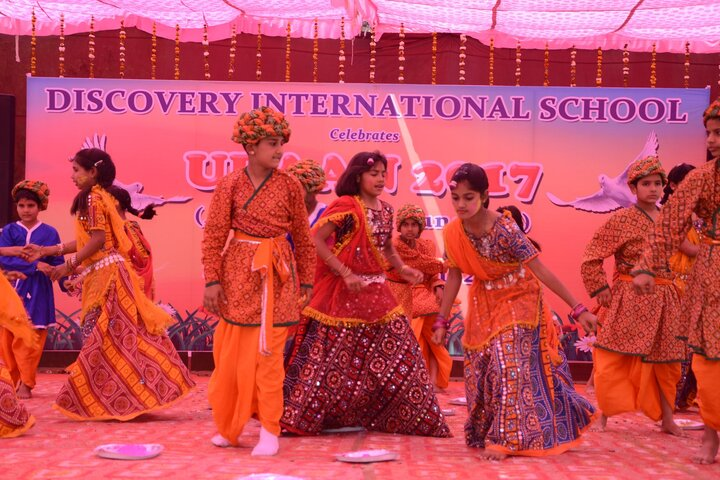 Discovery International School-Annual Day