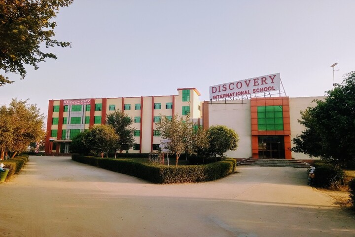 Discovery International School-Campus View