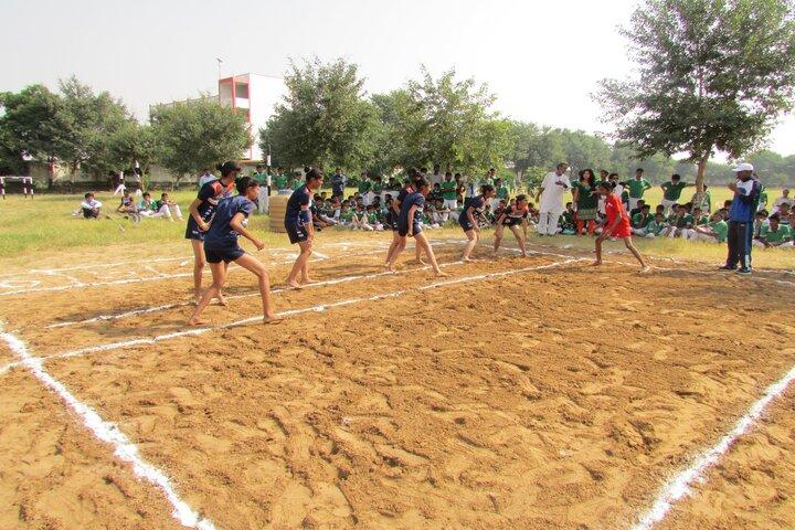 Discovery International School-Sports