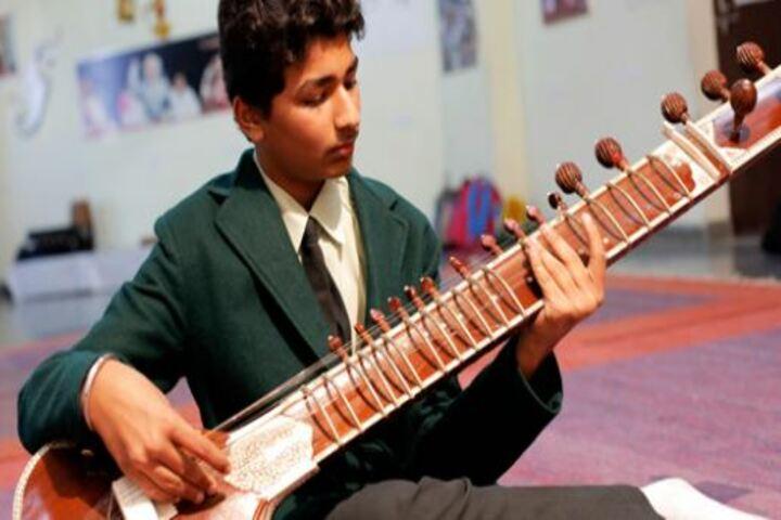 Disha Delphi Public School-Music