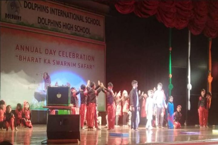 Dolphins High School-Annual Day