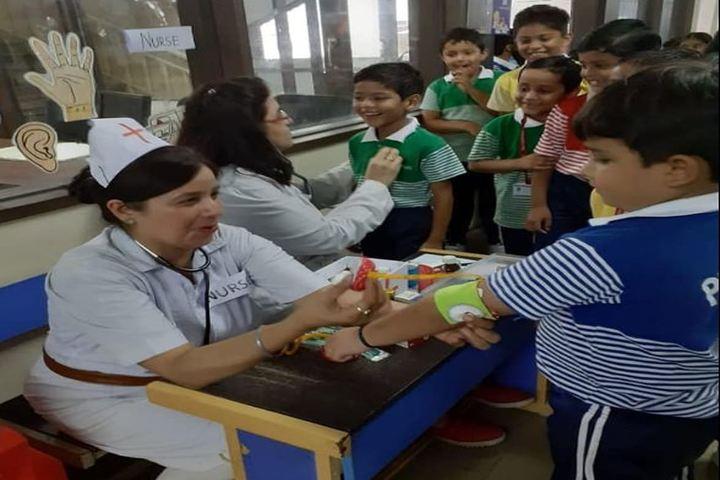Dolphins High School-Medical Camp