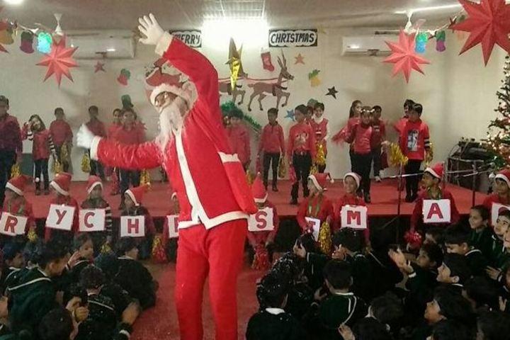 DPS Ajmer Senior Secondary School-Christmas Celebrations