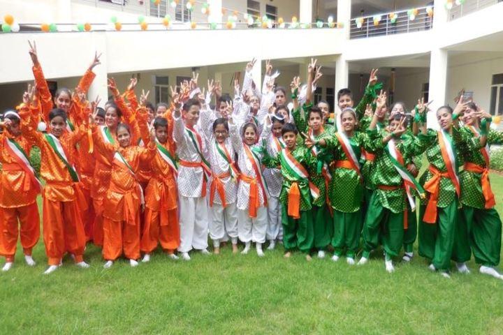 DPS Ajmer Senior Secondary School-Independence Day Celebrations