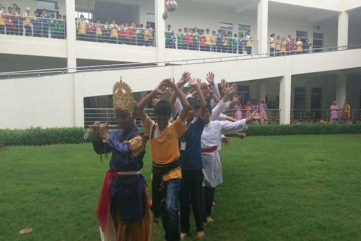 DPS Ajmer Senior Secondary School-Janmashtami Celebrations