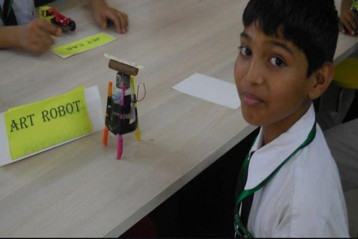 DPS Ajmer Senior Secondary School-Science Exhibition