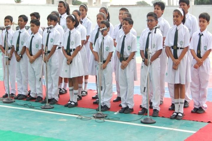 DPS Ajmer Senior Secondary School-Singing