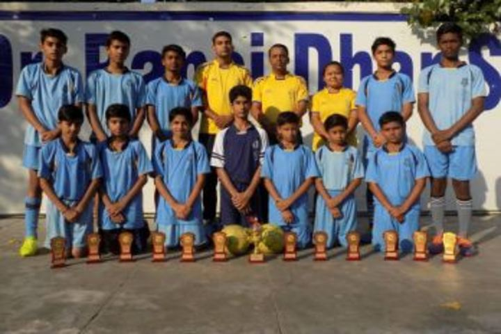 Dr Bansi Dhar School-Inter School District Tournment