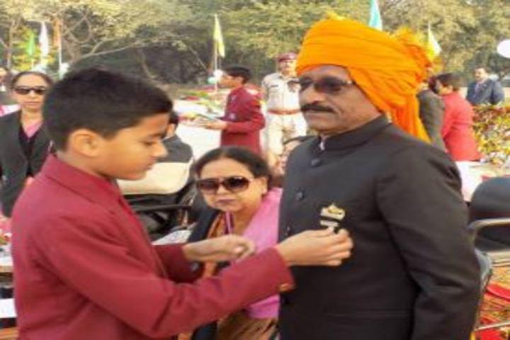Dr Bansi Dhar School-Republic Day