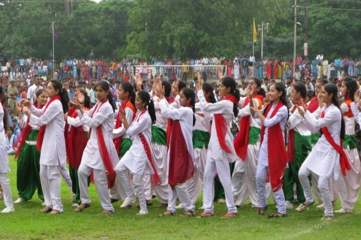 Dungarpur Public School-Independence Day Celebrations