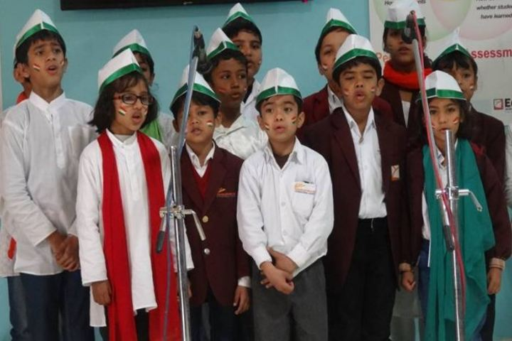 Edify World School-Republic Day Celebrations