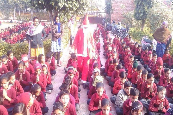 Eklavya International Academy-Christmas Celebrations