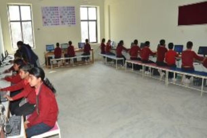 Eklavya International Academy-Computer Lab