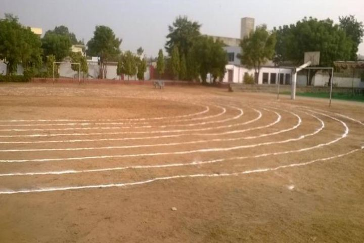 Emmanuel Mission School-Play Ground