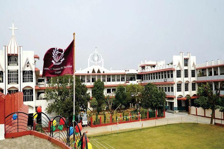 Emmanuel Mission School-School