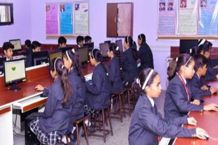 Emmanuel Mission School-Lab