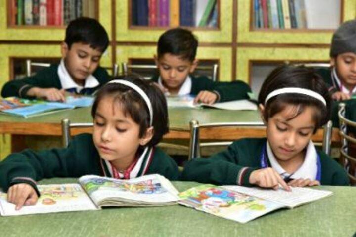 Emmanuel Mission School-Library
