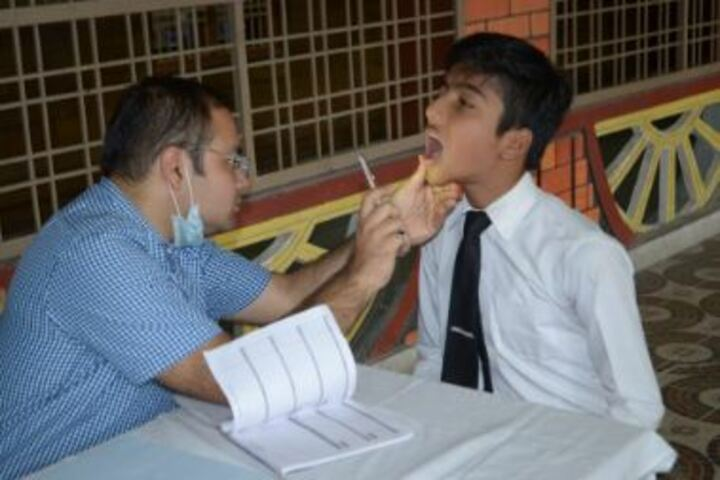 Emmanuel Mission School-Medical Facility