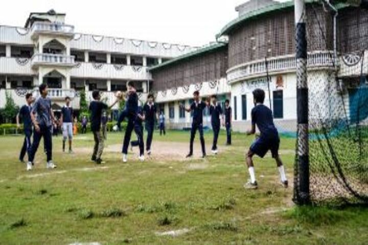 Emmanuel Mission School-Outdoor Games