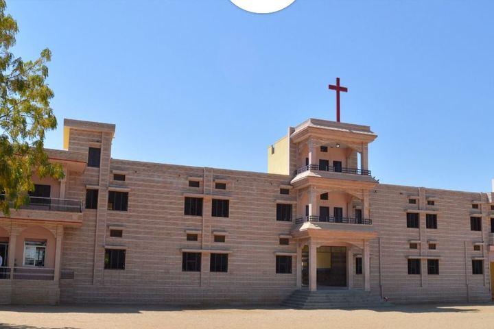 Emmanuel Mission Senior Secondary School-Campus