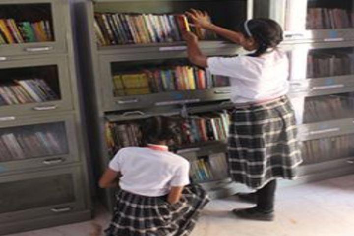 Emmanuel Mission Senior Secondary School-Library