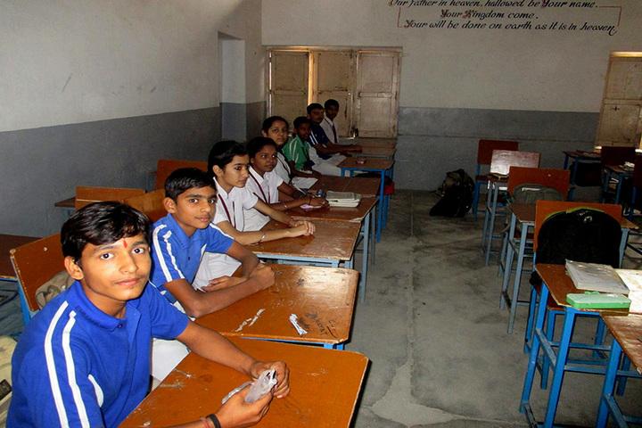 Emmanuel Mission Senior Secondary School- Classroom