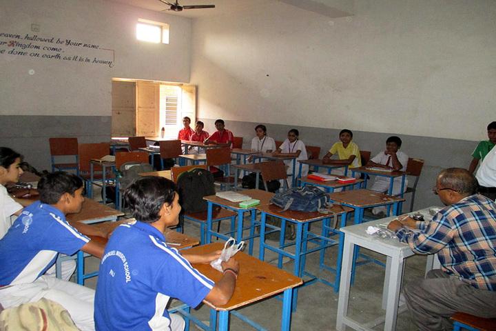 Emmanuel Mission Senior Secondary School- Debate