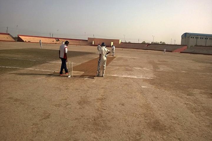 Emmanuel Mission Senior Secondary School- Playground