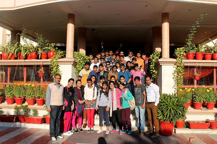 Emmanuel Mission Senior Secondary School- Tour