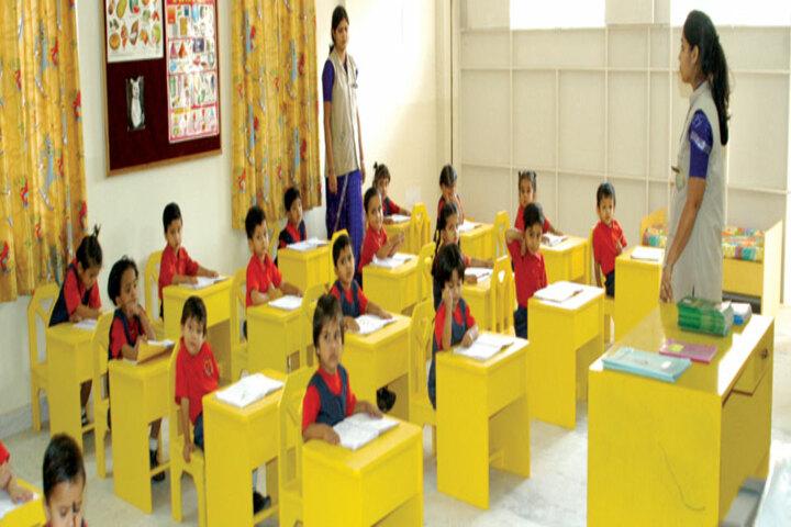 Emmanuel Senior Secondary School- Classroom