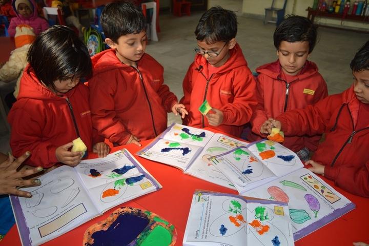 Euro International School-Art