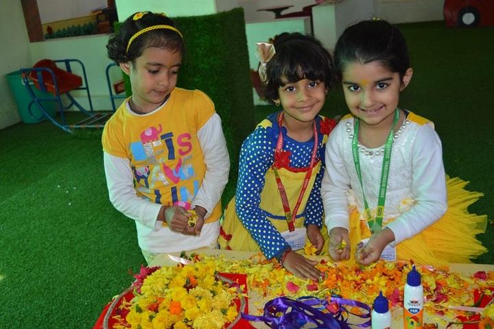 Euro International School-Festival Celebration