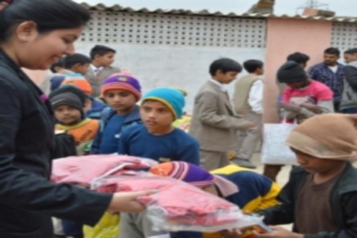 Euro International School-Orphanage Visit