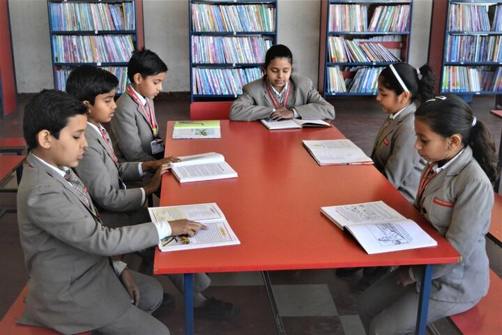 Euro International School-Library