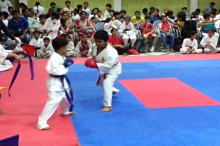 Evolution International School-Kharate Champion