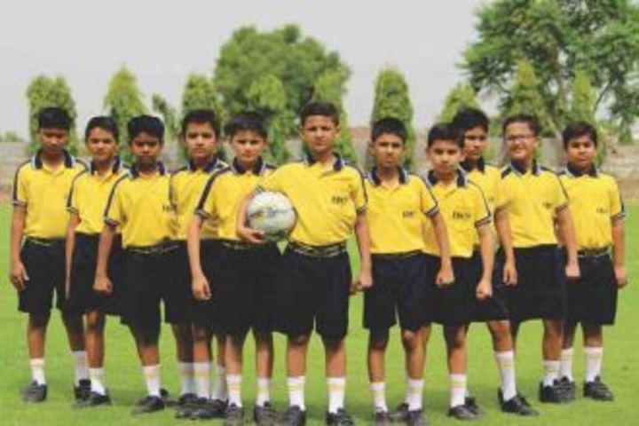 Evolution International School-Sports