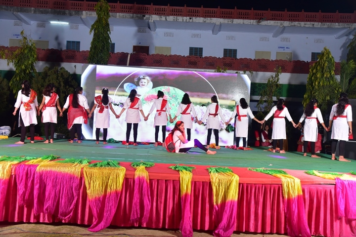 Excellence English Academy-Annual Day