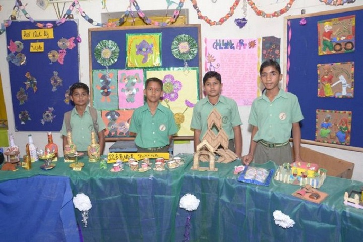 The Fabindia School-Art Craft Exhibition