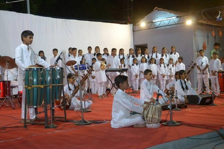 The Fabindia School-Music Competition