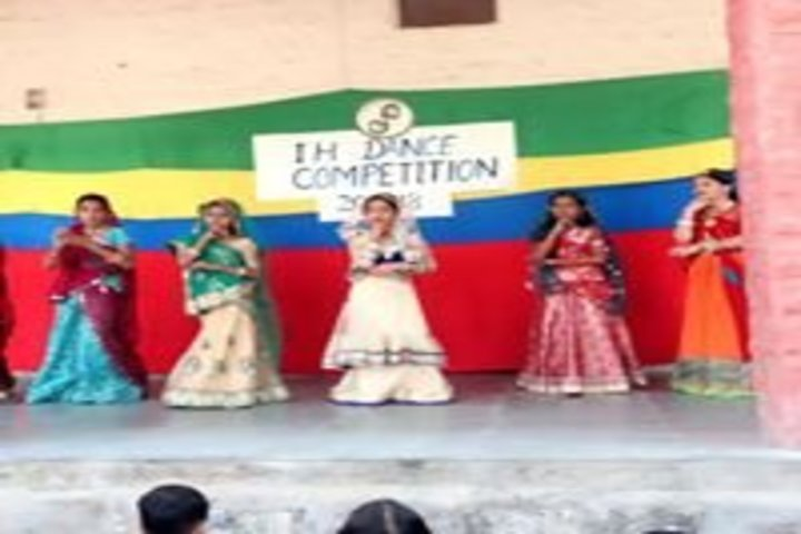 The Fabindia School-Dance competition