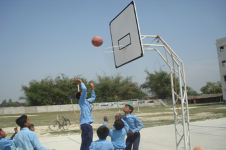 Future Foundation The School-Basket Ball Court