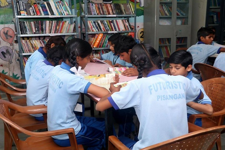 Future Foundation The School-Reading Room