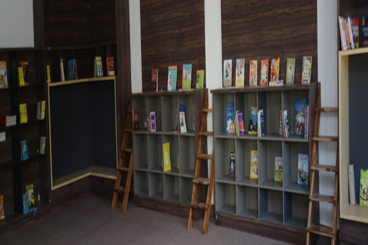 G D Goenka International School-Library