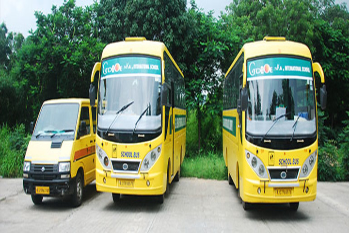 G D Goenka International School-Transport