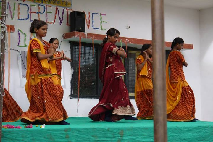 G M School-Independence Day